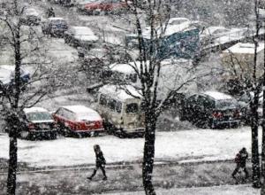 Мэрия Волгограда предупреждает: нас ждут снег, дождь, гололед и другие «радости»