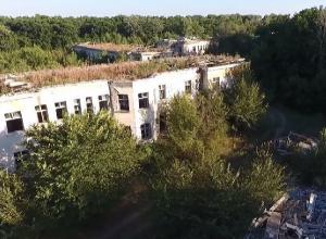 Опубликован эпичный ролик заброшенного интерната в Волгоградской области