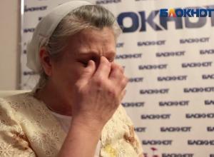 Волгоградка со слезами на глазах рассказала о кредите в «Бьюти Тайм» при пенсии в 8 тысяч
