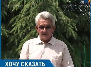 Из-за каждой мелочи нужно к президенту обращаться, –  житель Волгоградской области