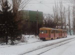 В туннелях волгоградского скоростного трамвая заменят все провода