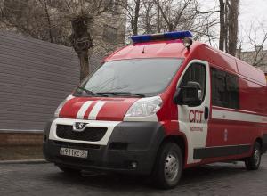 Мотоцикл Honda и отечественная легковушка сгорели в Волгоградской области