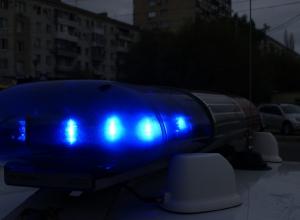 Женщина на Kia Picanto скрылась с места ДТП, бросив покалеченную волгоградку на дороге