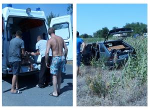 38-летний мужчина погиб в вылетевшем в кювет ВАЗе под Волгоградом