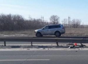 Девочки 6 и 9 лет пострадали в ДТП под Волгоградом