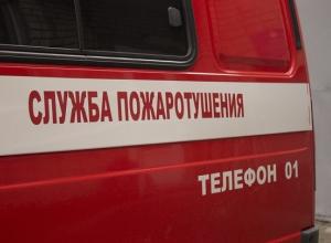 Audi сгорела дотла в Волгограде
