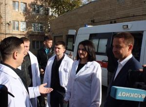 Испытано на себе: депутат Госдумы Анна Кувычко попала в «скорую»