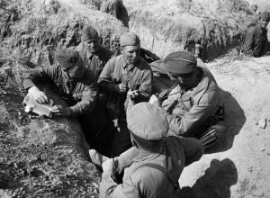 11 августа 1942 года - 64-я армия отходит за реку Мышкова