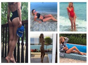 Топ-5 сексуальных жительниц Волгограда с шикарными ногами