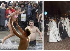 Роспотребнадзор запретил волгоградцам пить крещенскую воду