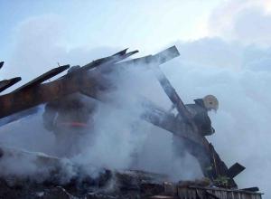 Житель Камышина сгорел заживо в своем сарае