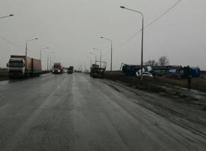 Стали известны подробности смертельного ДТП с автовозом на севере Волгограда