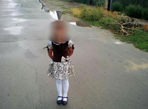 Служебные собаки привели кинологов к дому пропавшей 5-летней девочки под Волгоградом