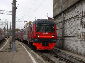 В Волгограде из расписания последней электрички убрали четыре остановки