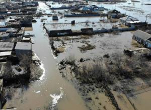 Специальные комиссии по подсчету ущерба выехали в затопленные районы Волгоградской области
