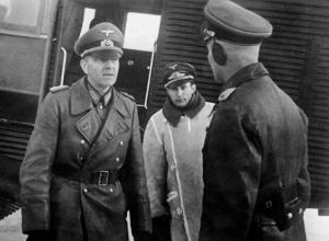 9 января 1943 года - под Сталинградом генерал-полковник Ф. Паулюс отказался капитулировать