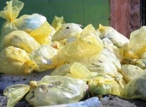 За свалку в Волгограде стройкомпания заплатит больше 700 тысяч рублей