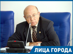 Бочаров погасил распри и войны, но не может справиться с экономическим падением региона, - депутат Владимир Попов