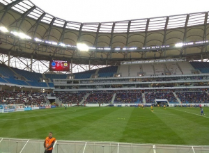 Вход может быть бесплатным, - Виталий Мутко о финале Кубка России в Волгограде