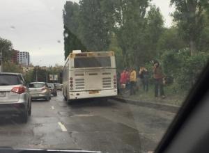 Еще пару месяцев, и люди начнут выбивать стекла, - волгоградцы о постоянных поломках автобусов «Питеравто»