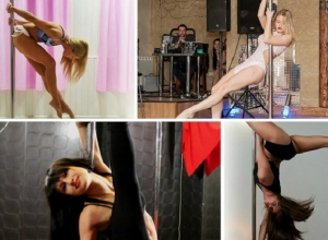Топ-5 самых сексуальных танцовщиц на шесте в Волгограде
