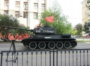 Началась генеральная репетиция парада Победы в центре Волгограда