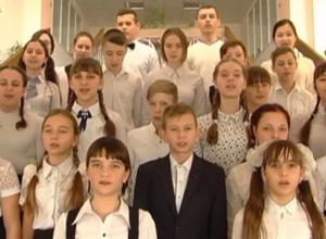 Вслед за волгоградскими кадетами песню про «дядю Вову» спели дети из ЛНР