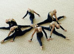 Волгоградцы увидят выступления по эстетической гимнастике