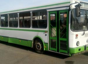 Волгоградцы стали реже ездить в автобусах