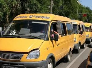 Администрация Волгограда обвинила УФАС в личном пристрастии к маршруткам