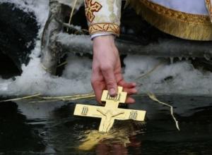 На Крещение в Волгоградской области откроют 79 купелей