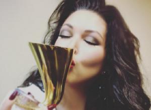Знаменитая волгоградка Ирина Дубцова получила «Золотой граммофон» за «Любу-Любовь»