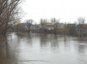 В Волгоградской области наводнением накрыло 31 населенный пункт