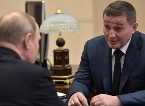 Волгоградцы не считают Андрея Бочарова хорошим губернатором