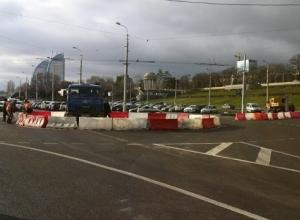Больше десяти волгоградских улиц перекроют на время новогодних праздников
