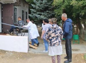 Из всех фельдшерских пунктов в селах Волгоградской области нет ни одного нормального