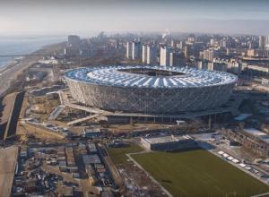 Финальный матч Кубка России по футболу пройдет в Волгограде