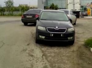 Четыре авто столкнулись на западе Волгограда по вине водителя ВАЗ-2110