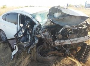 Водитель Lada угробил свою 47-летнюю пассажирку под Волгоградом: мужчине грозит 5 лет тюрьмы
