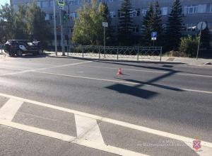 Водитель Chery Tiggo протаранил маршрутку: двое волгоградцев находятся в больнице