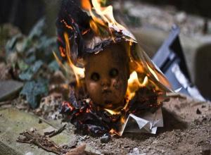 Годовалый ребенок заживо сгорел под Волгоградом