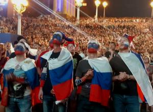 Сборная России прыгнула выше головы, - ветеран волгоградского «Ротора»
