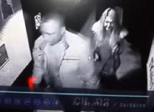 Опубликовано видео из клуба Voice с подозреваемым в убийстве двух волжанок