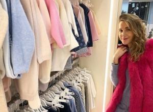 Юлия Ковальчук продемонстрировала шикарный гардероб новорожденной дочери