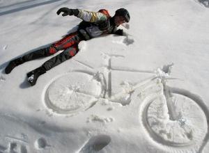 В Волгограде состоится чемпионат по зимнему вождению велосипеда