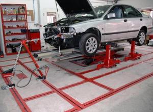 Высшая геометрия в кузовном ремонте