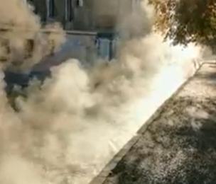Как в фильме ужасов: Советскую в Волгограде заволокло густым туманом