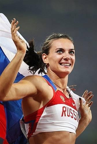 Елена Исинбаева одержала очередную победу