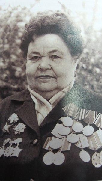 Сталинградка Александра Швецова - «та самая сестренка»