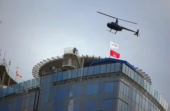 Сотни людей оказались в опасности из-за вертолетной площадки «Волгоград Сити»